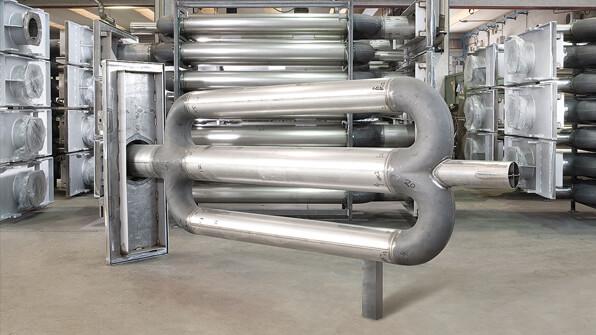 Petrosadid: Seamless Tubes